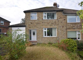 Thumbnail 3 bed semi-detached house for sale in Greenhill Bank Road, New Mill, Holmfirth