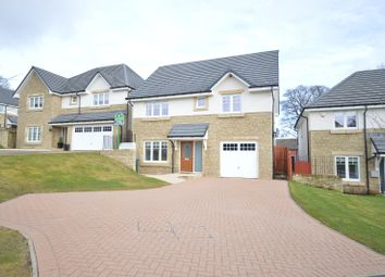 Thumbnail 4 bed detached house for sale in Lundies Walk, Auchterarder, Perth And Kinross