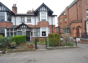 Thumbnail 4 bed semi-detached house for sale in Grosvenor Road, Scarborough
