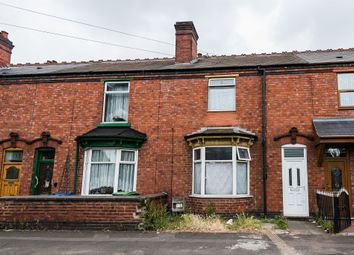 Thumbnail 3 bed terraced house for sale in Whitehall Road, West Bromwich