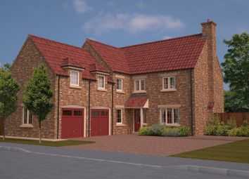 Thumbnail 5 bed detached house for sale in Acorn Drive, South Hykeham, Lincoln