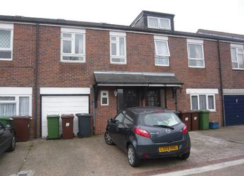 Thumbnail 4 bedroom terraced house for sale in Dales Road, Borehamwood
