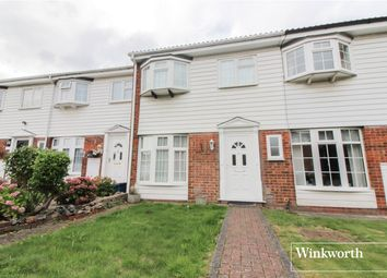 Thumbnail 2 bed terraced house to rent in Whitehouse Avenue, Borehamwood, Hertfordshire