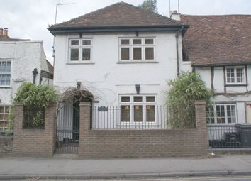 Thumbnail 3 bed cottage to rent in Ockford Road, Godalming