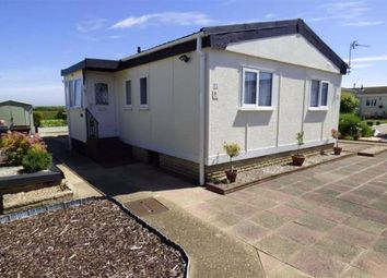 Thumbnail 2 bed mobile/park home for sale in Kingsmead Park, Allhallows, Rochester