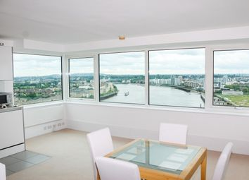 Thumbnail 2 bed flat to rent in Aragon Tower, George Beard Road, Deptford