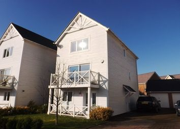 Thumbnail 4 bedroom property to rent in Poynder Drive, Snodland