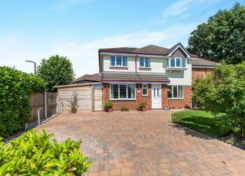 4 bed detached house for sale in Burrington Close, Fulwood, Preston, Lancashire PR2