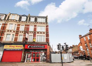 Thumbnail 2 bed flat for sale in Vicarage Parade, West Green Road, London