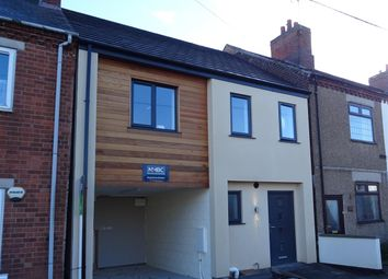 Thumbnail 3 bed detached house for sale in Thornborough Road, Coalville, Leicestershire
