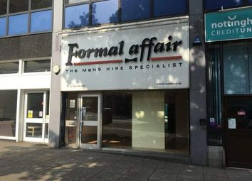 Thumbnail Retail premises to let in 67 Maid Marian Way, Maid Marian Way, Nottingham