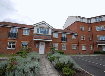 Thumbnail 2 bed flat to rent in Stamfordham Court, Ashington