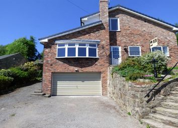 Thumbnail 4 bed detached house to rent in Cocksheadhey Road, Bollington, Macclesfield