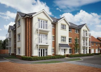 Thumbnail 1 bed flat for sale in Hurst Avenue, Blackwater, Camberley