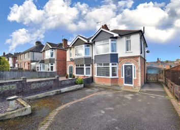 Thumbnail 3 bedroom semi-detached house for sale in Coburg Road, Dorchester