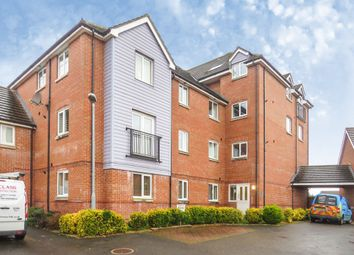 Thumbnail 2 bedroom flat for sale in Robin Close, Costessey, Norwich