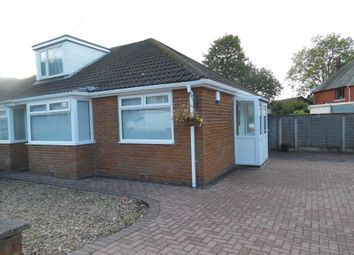 Thumbnail 2 bed bungalow for sale in Shore Avenue, Shaw, Oldham