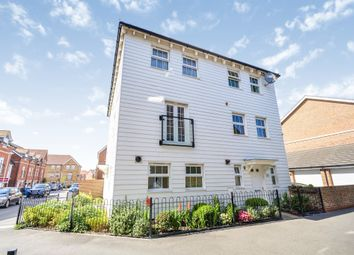 Thumbnail 3 bedroom town house for sale in Easton Drive, Sittingbourne