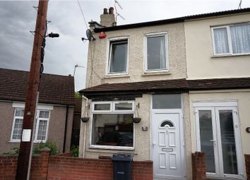 Thumbnail 3 bed semi-detached house for sale in Angle Road, Grays