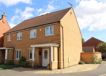 3 bed detached house for sale in Lacey Close, Lutterworth LE17