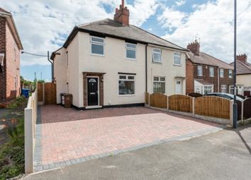 Thumbnail 3 bed semi-detached house for sale in Cambridge Street, Spondon, Derbyshire
