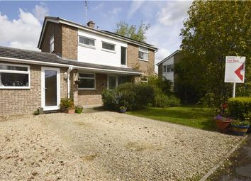 Thumbnail 4 bed detached house for sale in Westfield Road, Long Wittenham, Abingdon, Oxfordshire