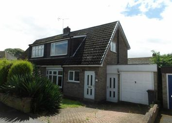 Thumbnail 3 bed semi-detached house for sale in Wordsworth Way, Measham, Swadlincote