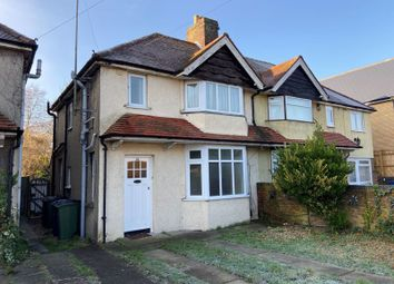 Thumbnail 4 bed semi-detached house to rent in Cricket Road, Oxford