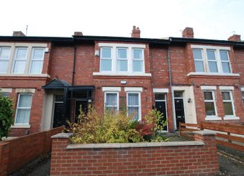 Thumbnail 2 bed flat for sale in Hyde Terrace, Gosforth, Newcastle Upon Tyne