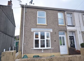 3 bed semi-detached house for sale in Woodland Road, Crynant, Neath SA10