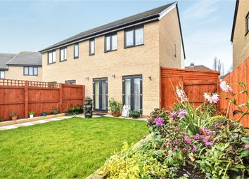 Thumbnail 3 bed semi-detached house for sale in Roundwood Avenue, Ravenscliffe, Bradford