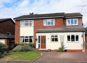 Thumbnail 4 bed detached house for sale in Postle Close, Kilsby, Rugby