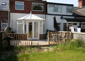 Thumbnail 3 bedroom terraced house for sale in Tunstall Terrace, Silksworth, Sunderland
