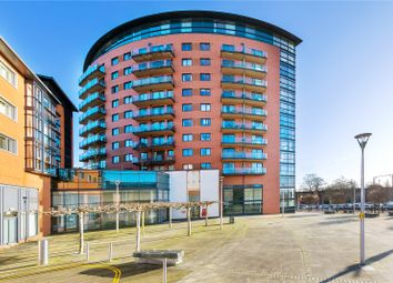 Thumbnail 1 bed flat for sale in Marconi Plaza, Wells Crescent, Chelmsford, Essex