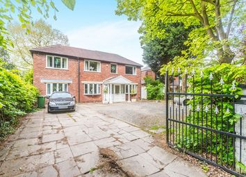 Thumbnail 4 bed detached house for sale in Wythenshawe Road, Manchester