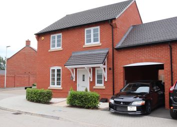 Thumbnail 4 bed detached house for sale in 21 Arderne De Gray Road Wolston, Coventry, Coventry