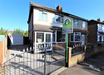 Thumbnail 3 bed semi-detached house for sale in Ringwood Crescent, Wollaton, Nottingham