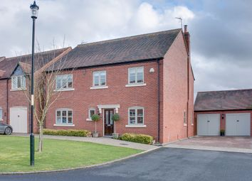 Thumbnail 5 bed detached house for sale in Turton Gardens, Feckenham, Redditch