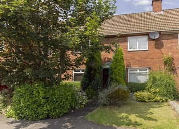 Thumbnail 3 bed terraced house for sale in St. Augustines Crescent, Chesterfield