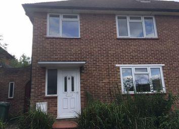 Thumbnail 3 bed semi-detached house to rent in Rosebank, Epsom