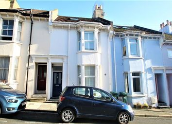 Thumbnail 4 bed terraced house for sale in Belton Road, Brighton, East Sussex