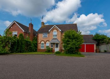 Thumbnail 6 bed detached house for sale in Milton Bridge, Wootton, Northampton