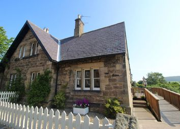 Thumbnail 3 bed semi-detached house for sale in Church Hill, Chatton, Alnwick