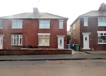 Thumbnail 2 bedroom semi-detached house for sale in Anston Avenue, Worksop