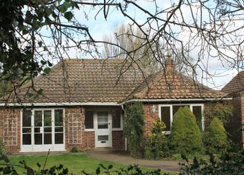 Thumbnail 2 bed detached bungalow for sale in Halesworth Road, Reydon, Southwold