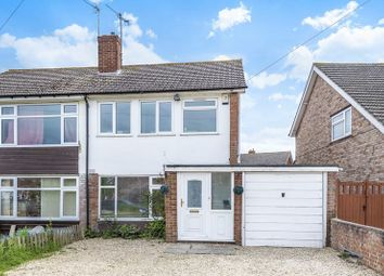 3 bed semi-detached house for sale in Brasenose Road, Didcot OX11