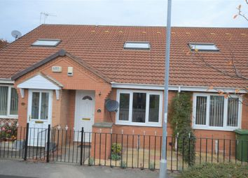 Thumbnail 1 bed terraced house for sale in Silvermere Drive, Ryton