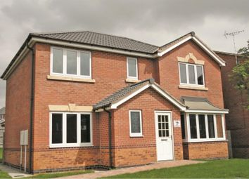 Thumbnail 4 bed detached house for sale in Wood View, Off Longue Drive, Calverton