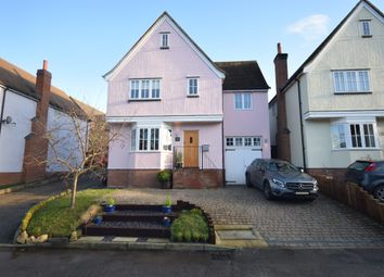 4 bed detached house for sale in St Peters View, Sible Hedingham, Halstead CO9