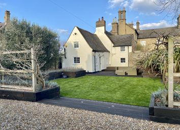 Thumbnail 3 bed cottage for sale in West Street, Godmanchester